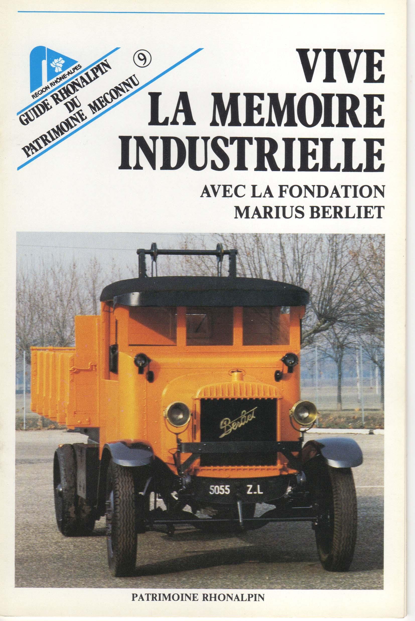 Guide n°9 – Vive la mémoire industrielle