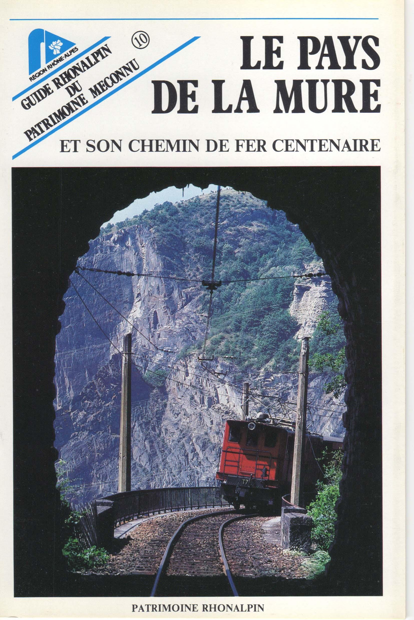 Guide n°10 – Le pays de la Mure et son chemin de fer