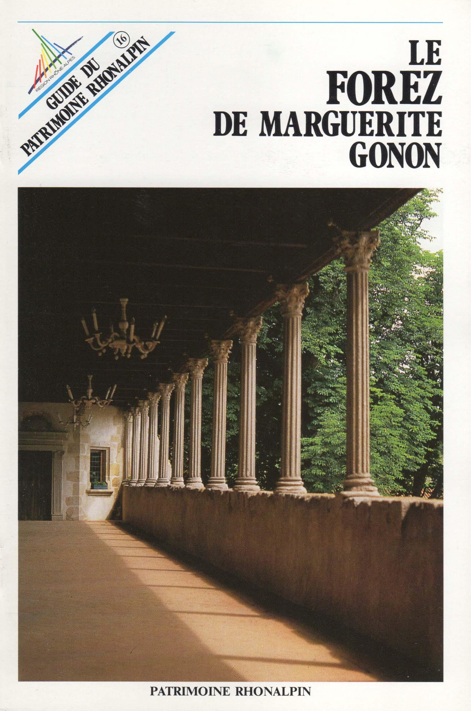 Guide n°16 – Le Forez de Marguerite Gonon