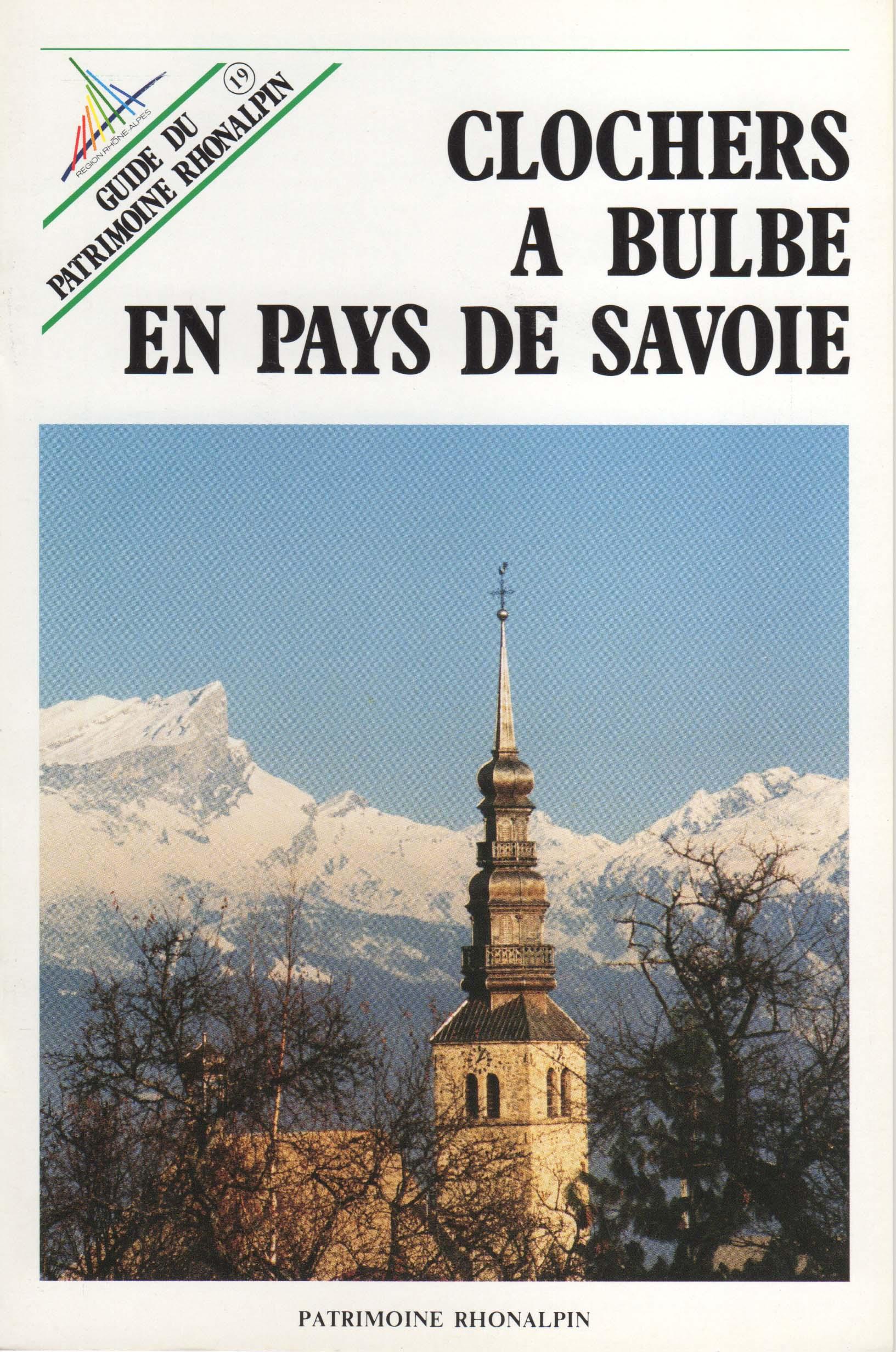 Guide n°19 – Clochers à bulbe en Pays de Savoie