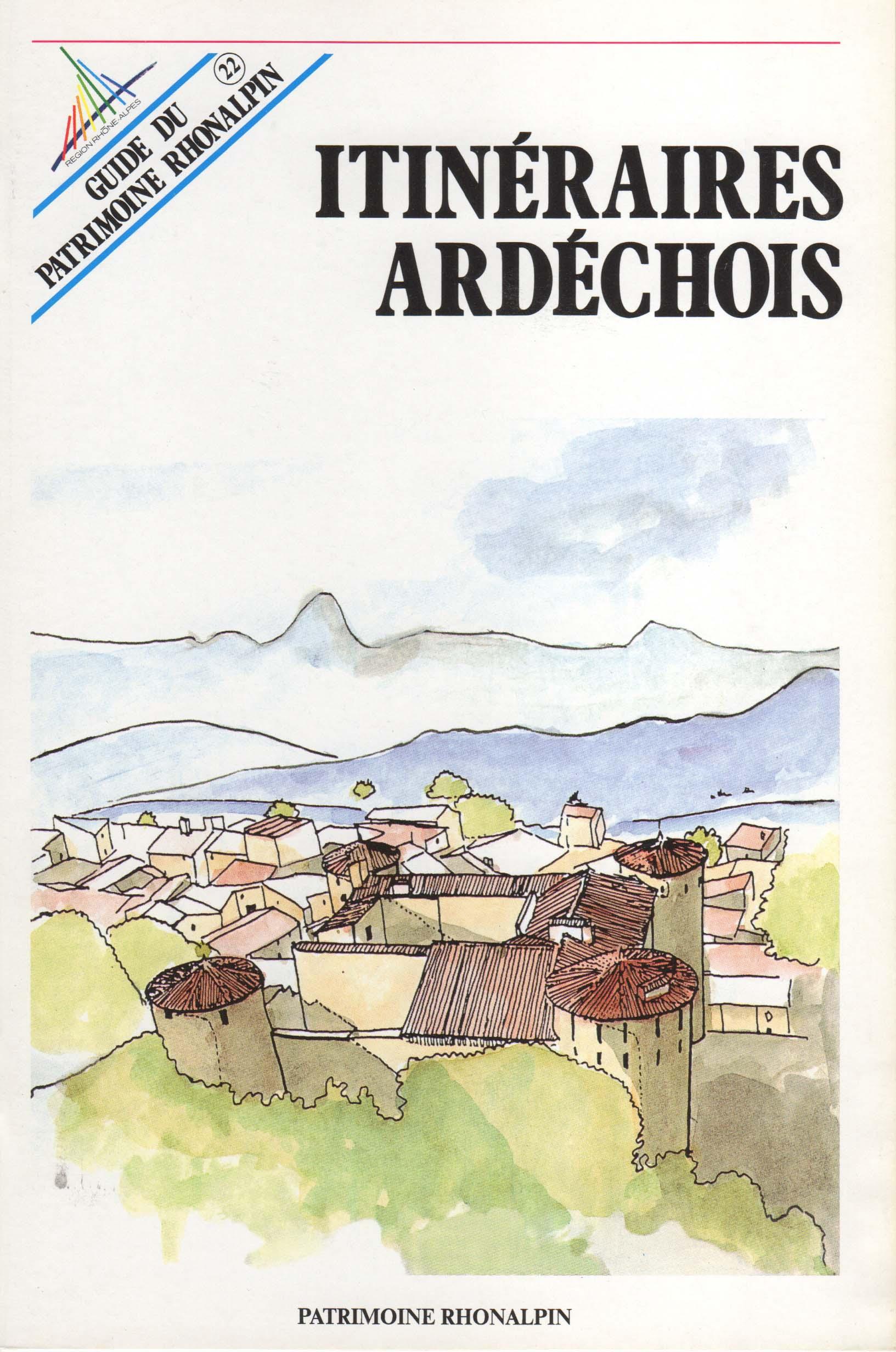Guide n°22 – Itinéraires ardéchois