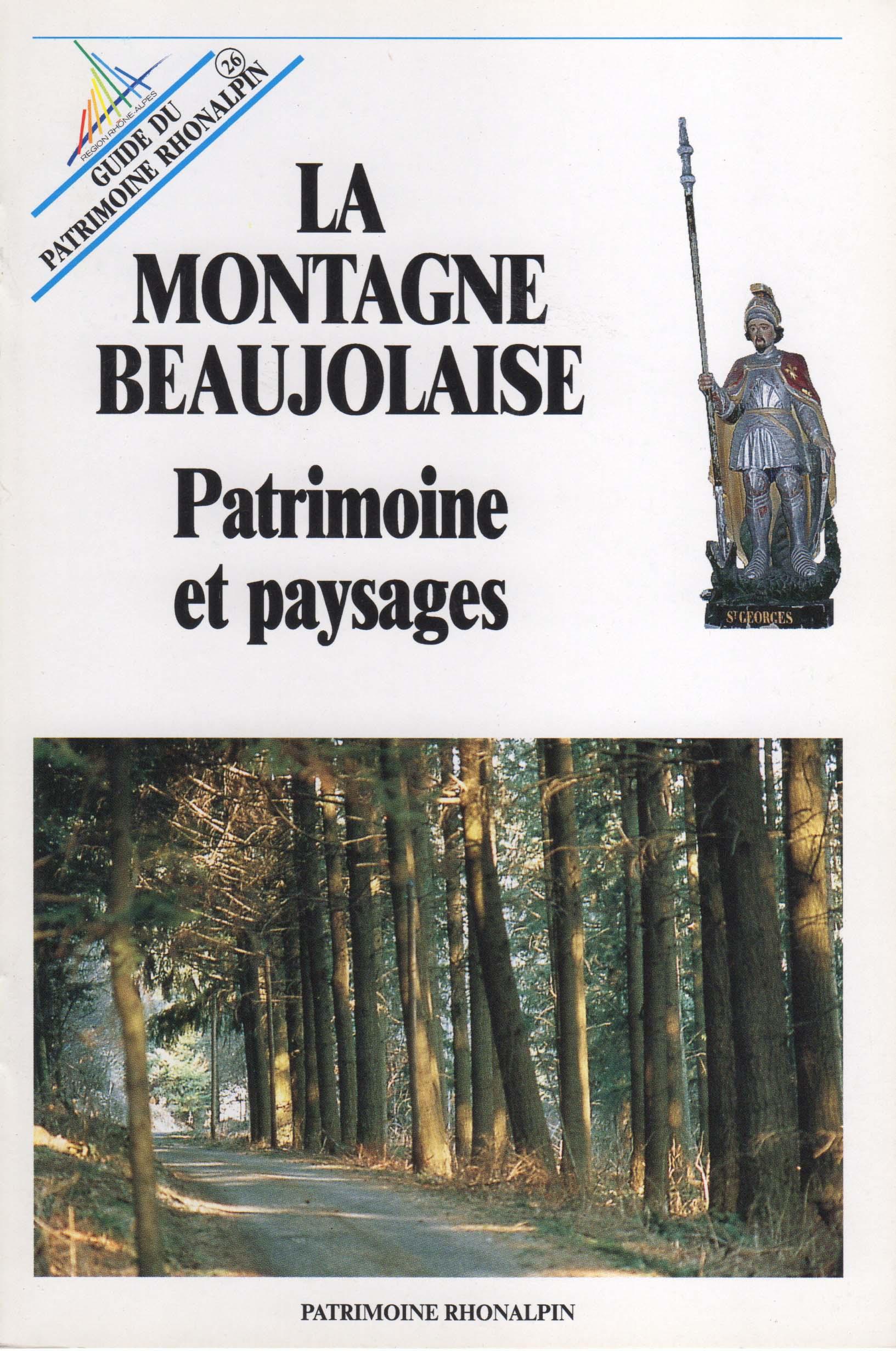 Guide n°26 – La montagne Beaujolaise