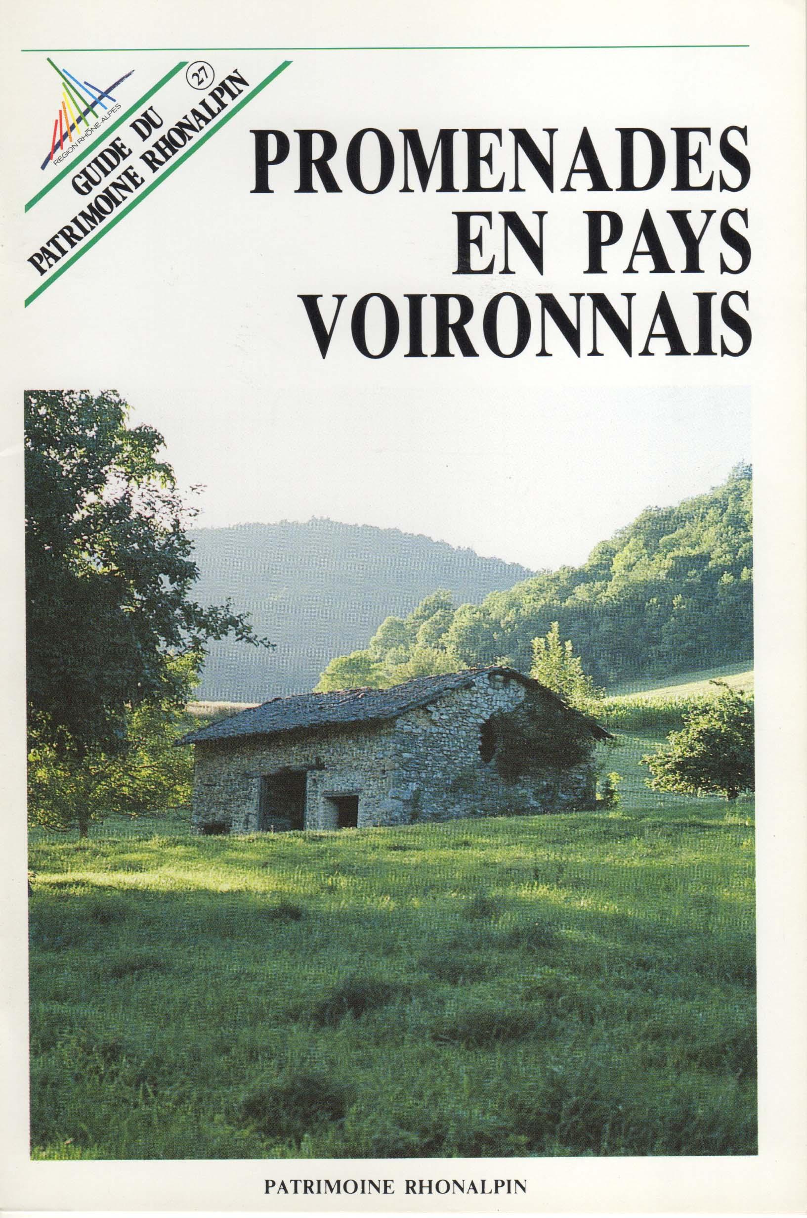 Guide n°27 – Promenades en pays voironnais