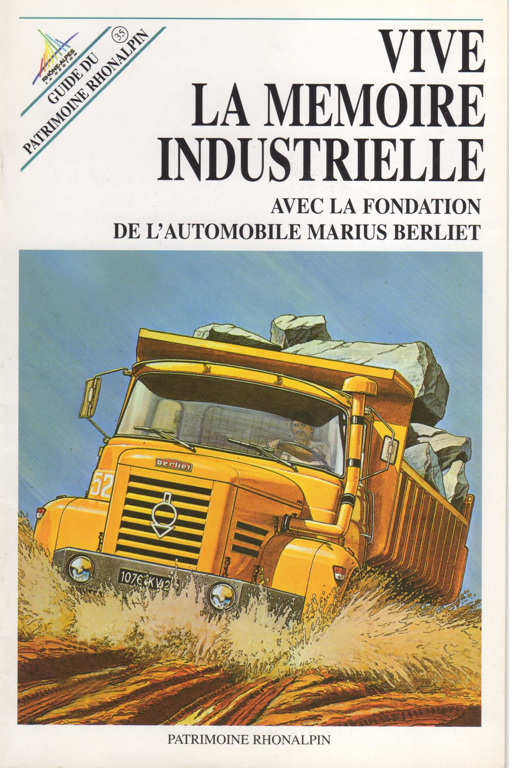 Guide n°35 – Vive la mémoire industrielle