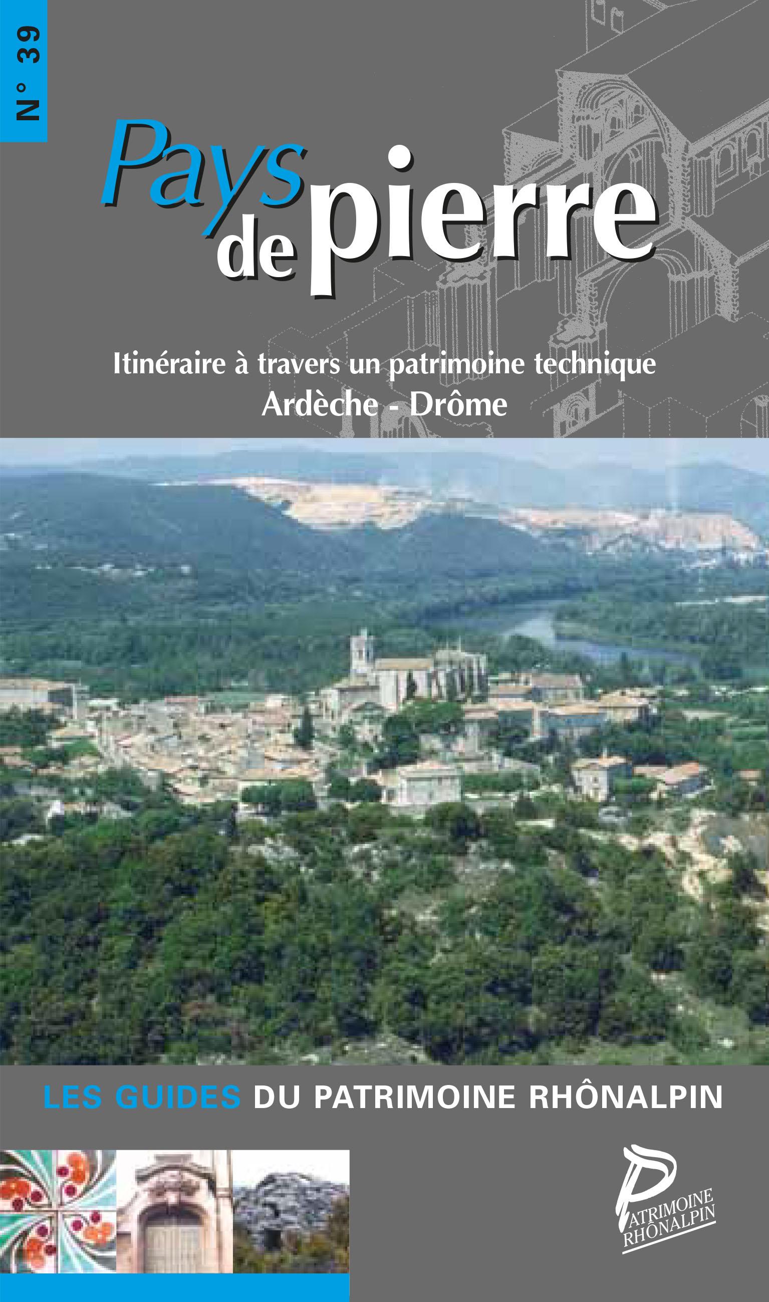 Guide n°39 – Pays de pierre