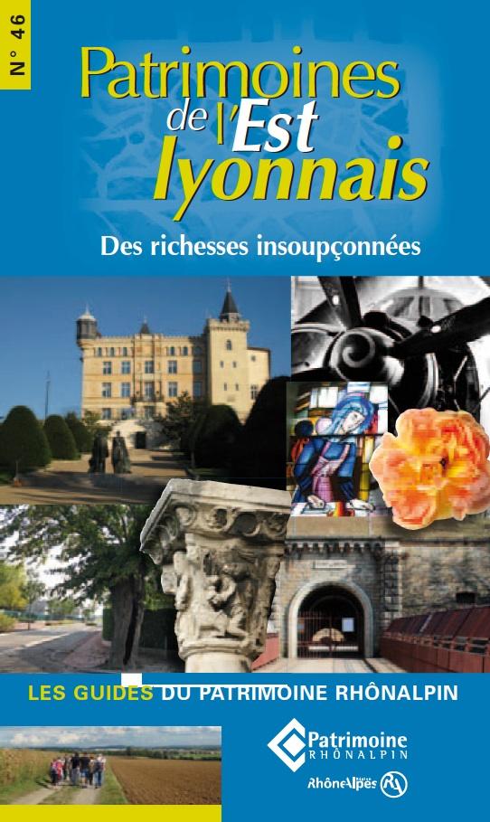 Guide n°46 – Patrimoines de l'Est lyonnais