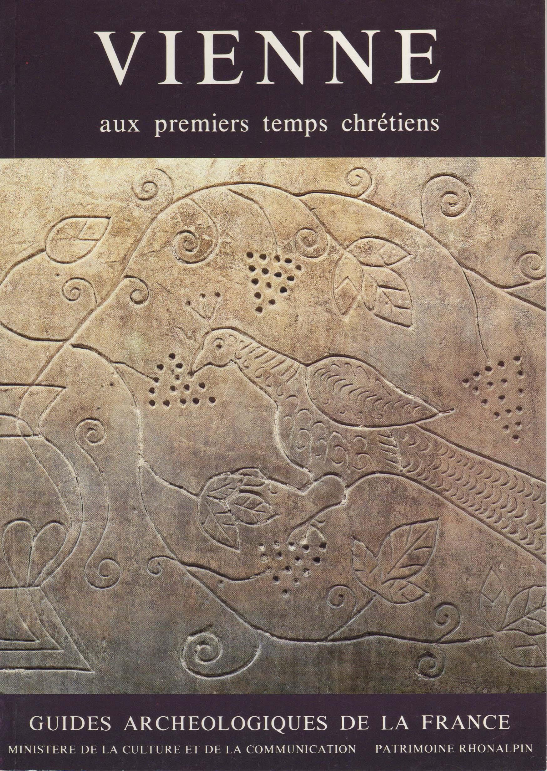 Vienne aux premiers temps chrétiens