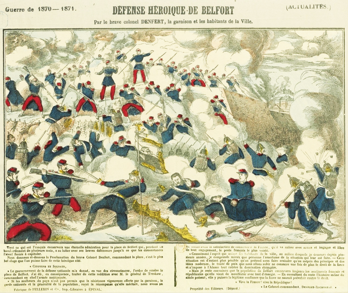 Conférence Guerre 1870-1871