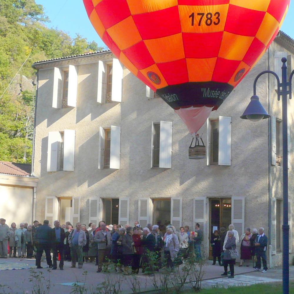 Musée des papeteries Canson et Montgolfier (07)