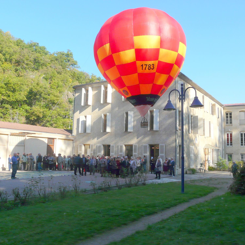 Musée des Papeteries Canson et Montgolfier (Ardèche)