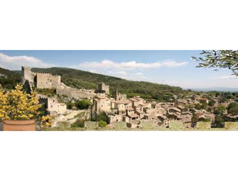 Restauration du village de Saint-Montan