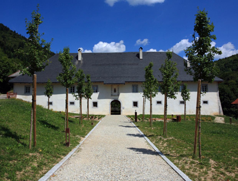 Restauration de la Chartreuse d'Aillon (Savoie)