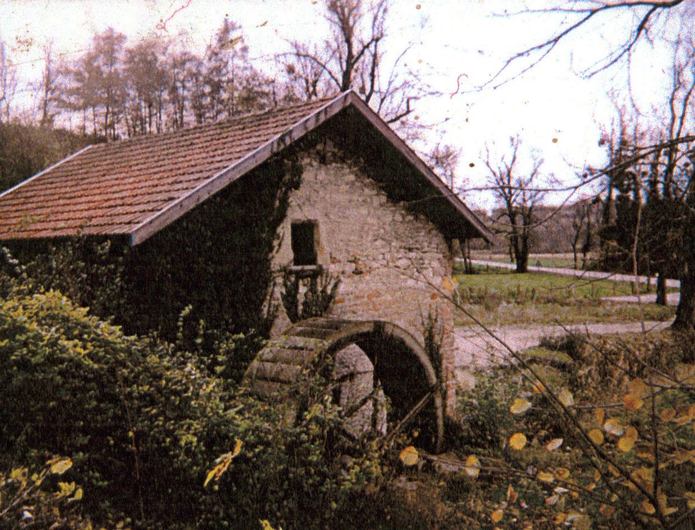 Restauration du pressoir de Marsa (Panossas, Isère)