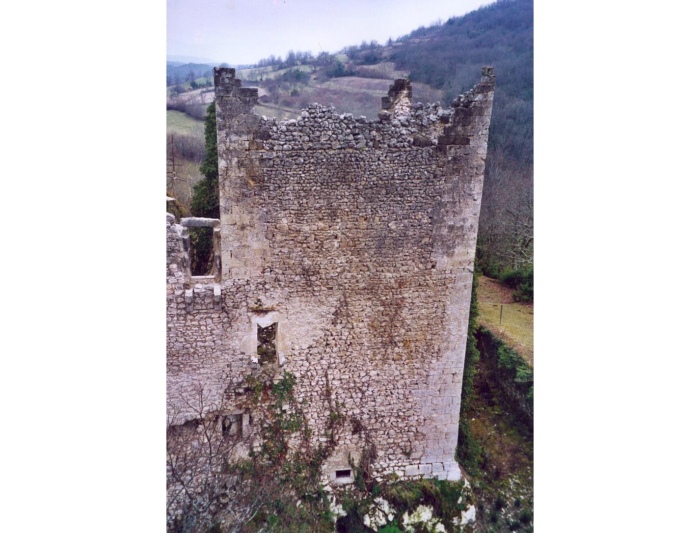 Conservation du château de Beauretour (Saint-Germain-les-Paroisses, Ain)