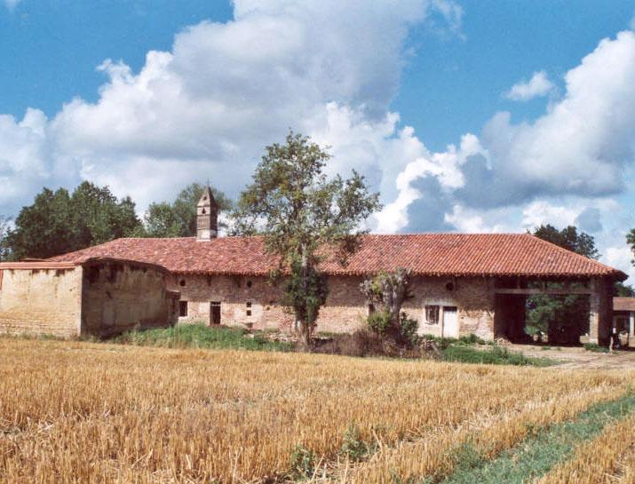 Restauration de la ferme du Tremblay (Saint-Trivier-de-Courtes, Ain)