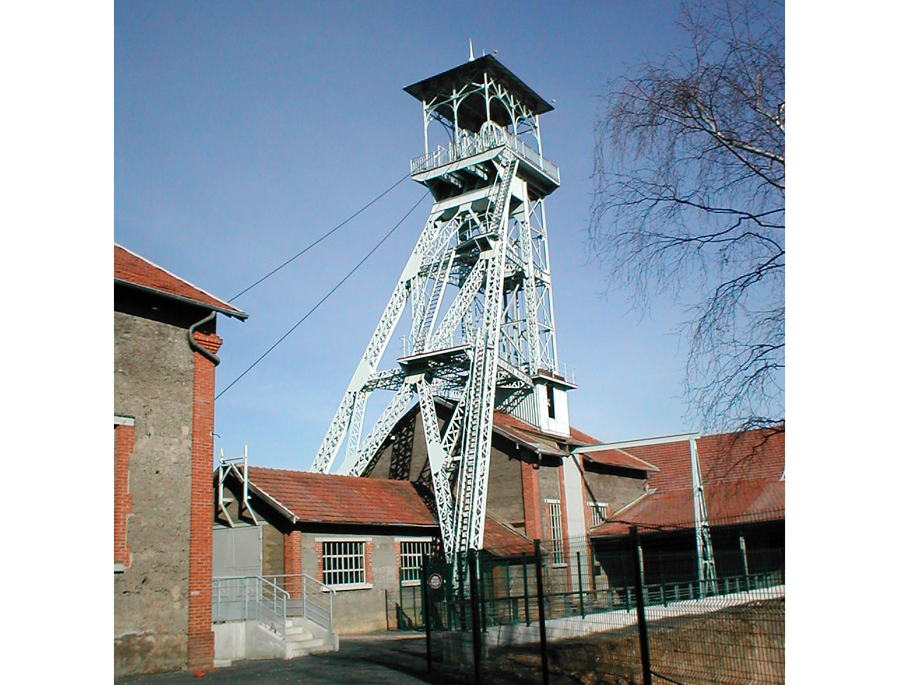 Mise en valeur de la mine de Saint-Pierre-la-Pallud (Rhône)