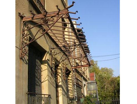 Restauration de maisons ouvrières (Lyon, Rhône)