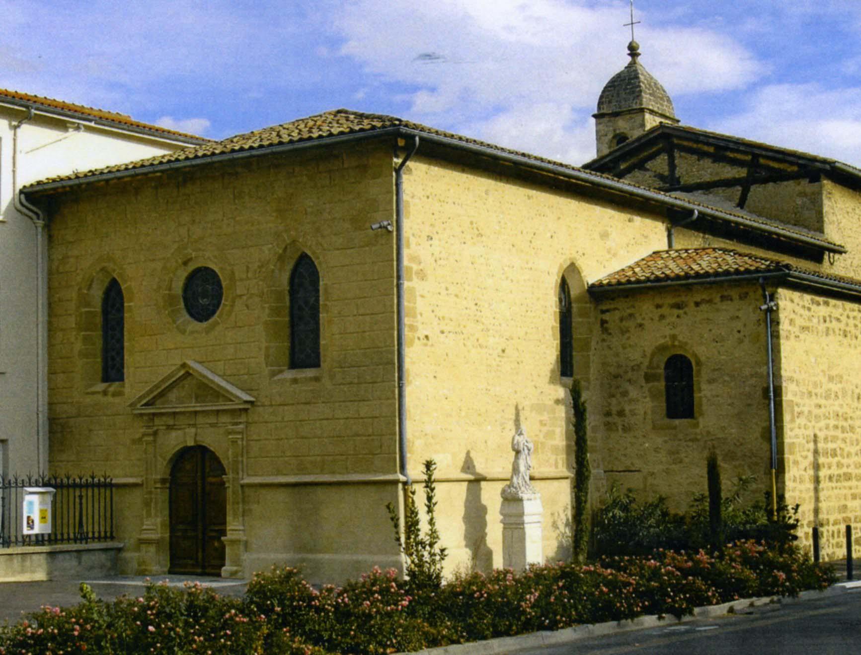 Savoir-faire de maçon et tailleur de pierre (Romans-sur-Isère, Drôme)