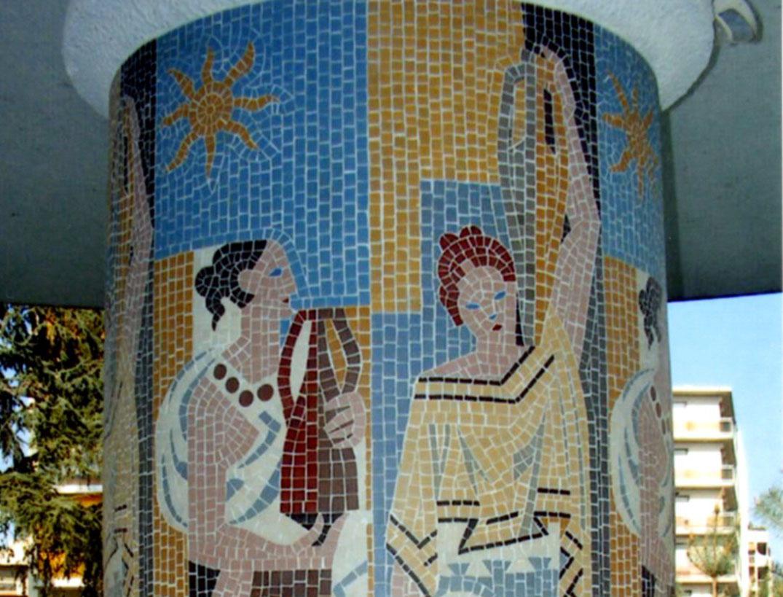 Atelier de mosaïques Yves Decompoix (Thonon-les-Bains, Haute-Savoie)