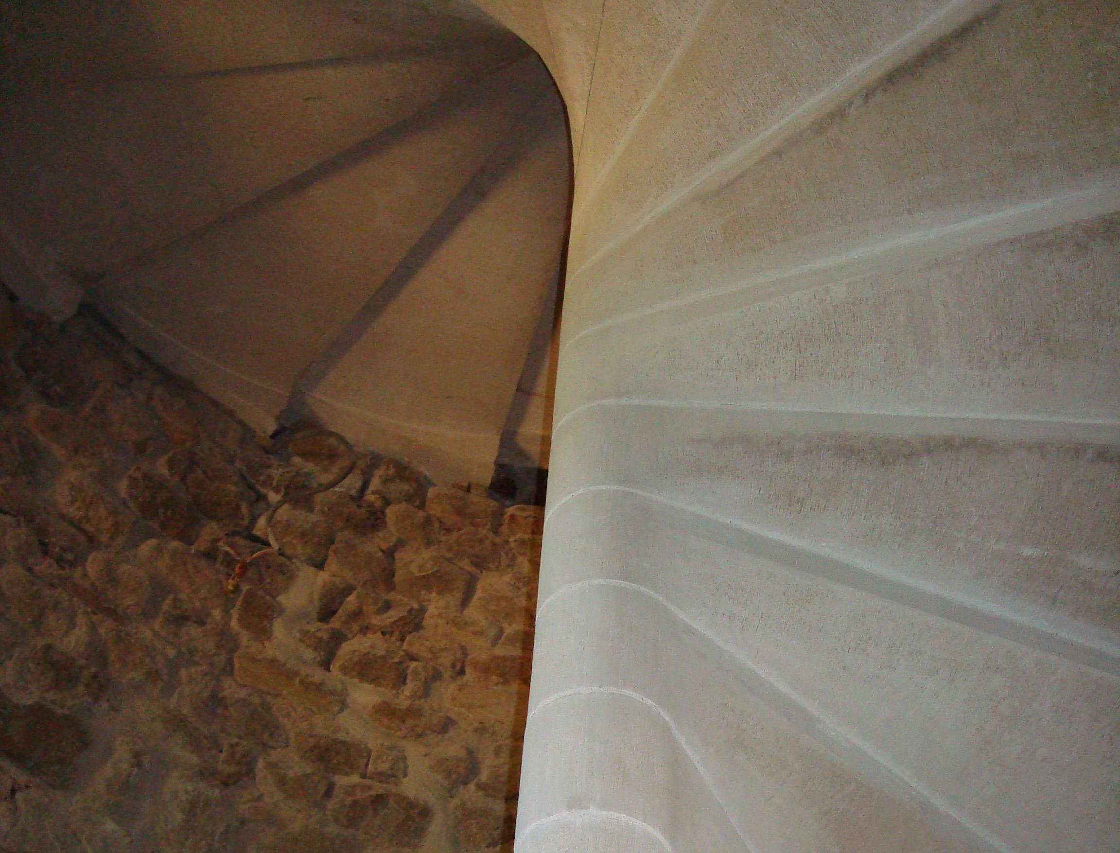 Taille de pierre (Ardèche)