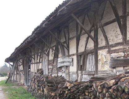 Grosse Grange d'Ozan (Ain)