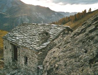Savoir-faire de lauzeur (Peisez-Nancroix, Savoie)