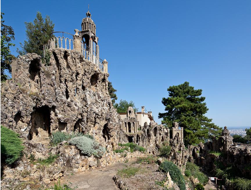 Restauration de l'ermitage du Mont Cindre (Saint-Cyr-au-Mont-d'or, Rhône)