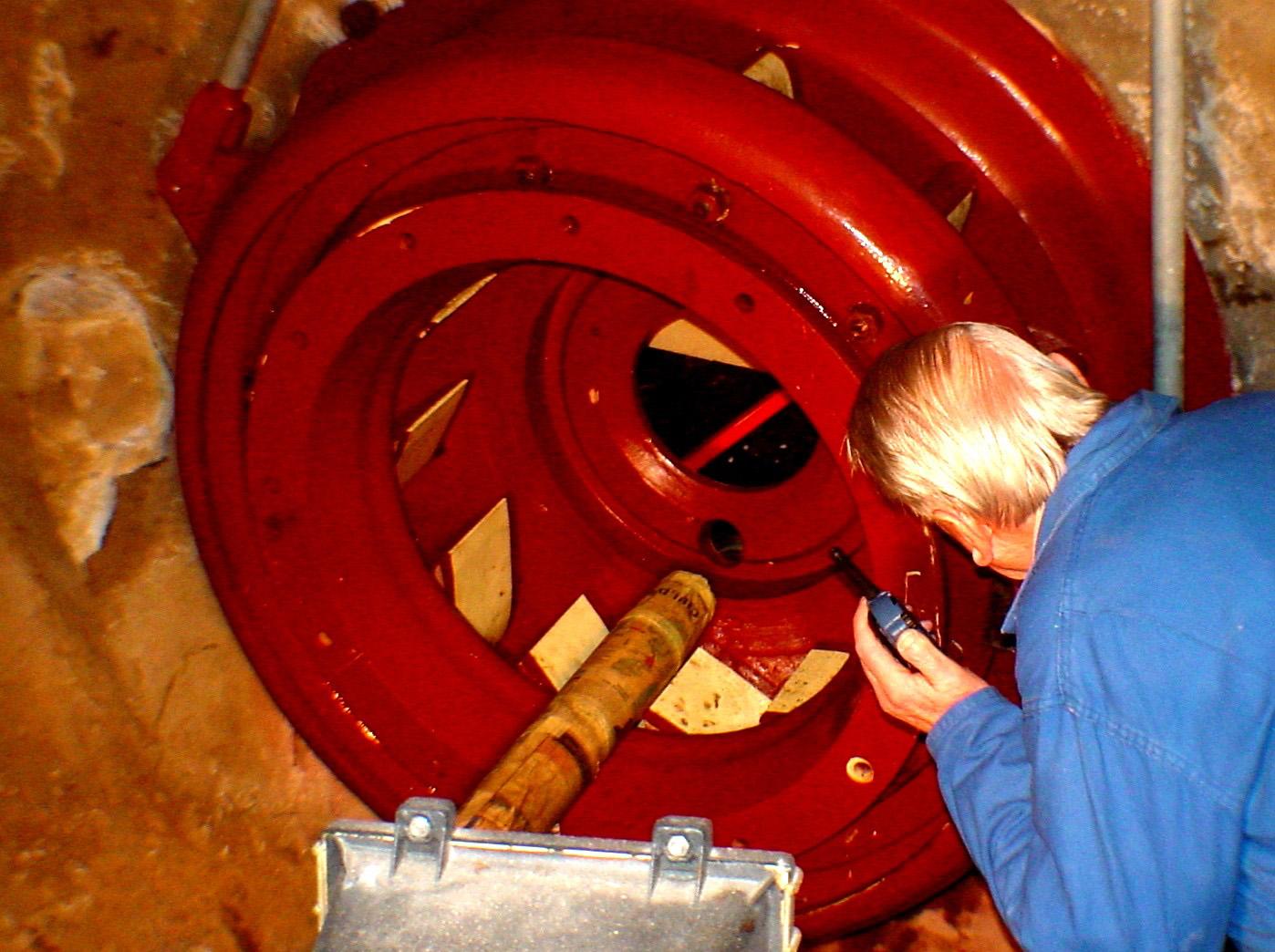 Restauration et mise en valeur de l'usine hydroélectrique du Moulin de David (Divonne-les-Bains, Ain)