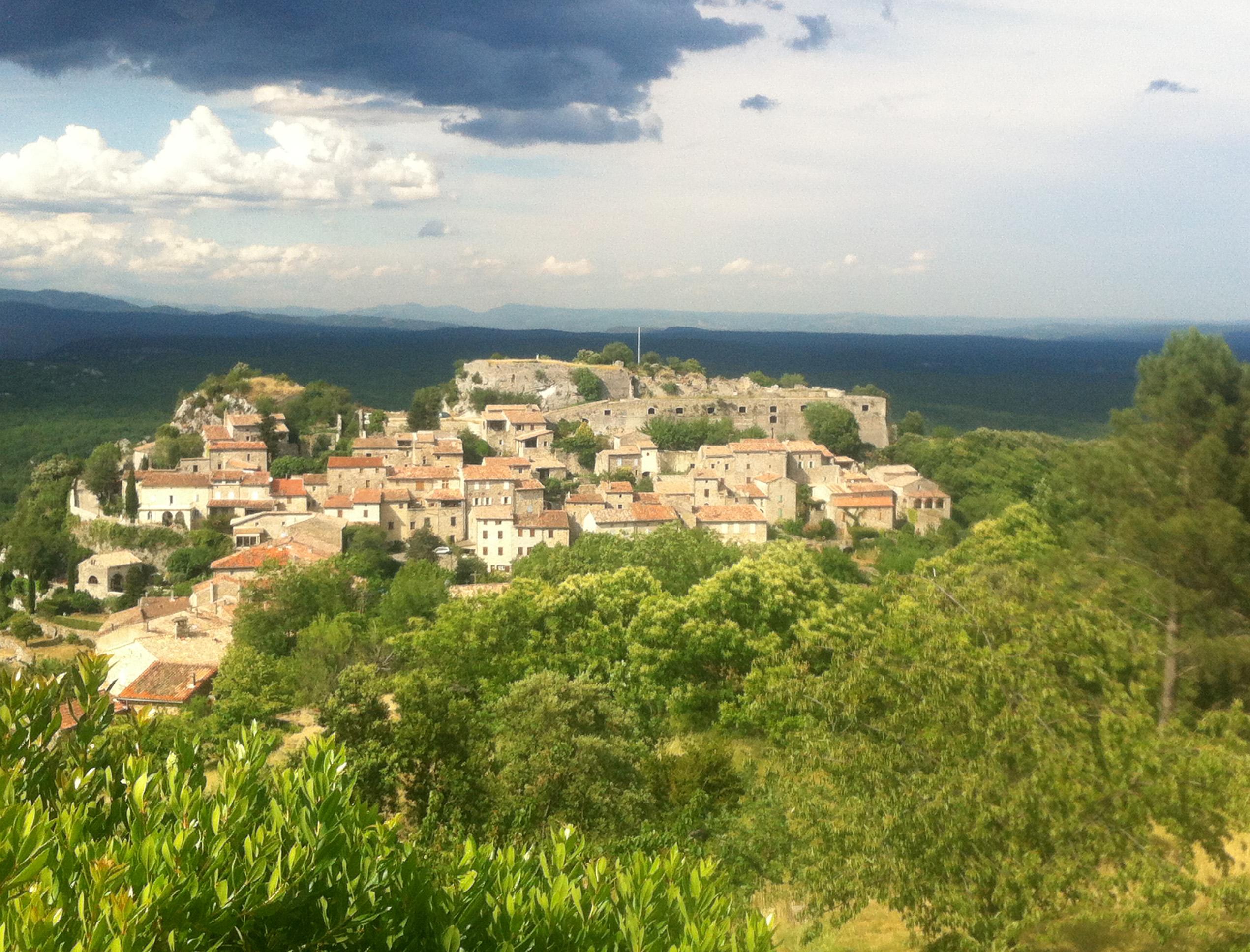 Restauration du quartier médiéval (Banne, Ardèche)