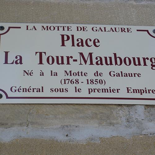 Histoire et Patrimoine de la Motte de Galaure (26)