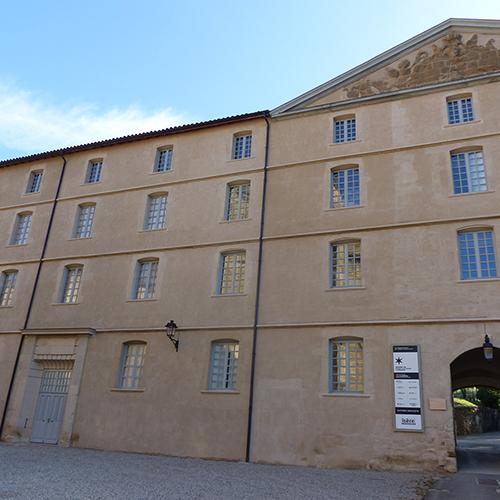 Musée de Saint-Antoine-l'Abbaye (38)