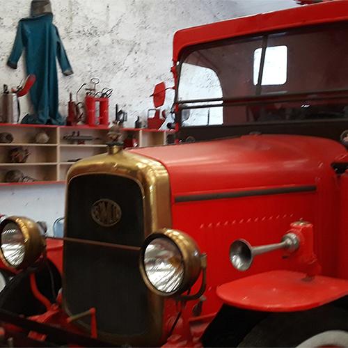 Musée des Sapeurs Pompiers de la Loire (42)