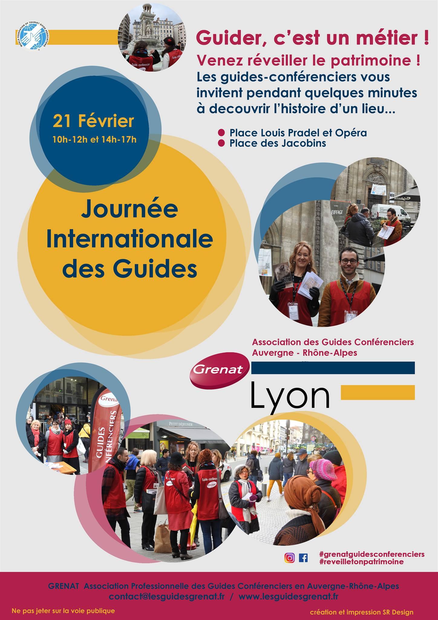 Journée Internationale des Guides - Lyon