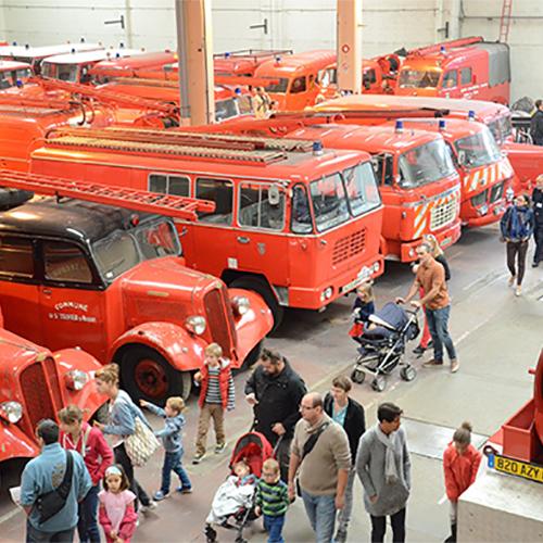 Musée des sapeurs-pompiers Lyon-Rhône (69)