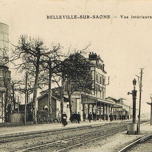 Mairie de Belleville (69)