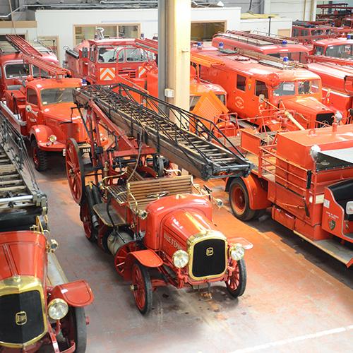 Musée des sapeurs-pompiers Lyon Rhône (69)