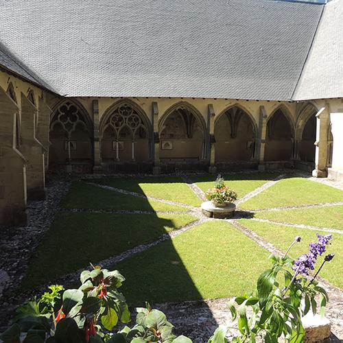 Abbaye d'Abondance (74)