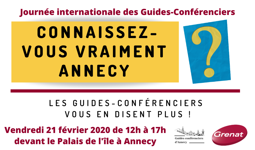Journée internationale des Guides à Annecy