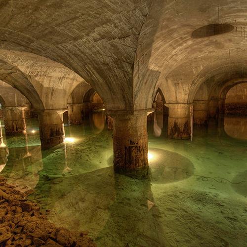 Association l'eau à Lyon et la pompe de Cornouailles (69)