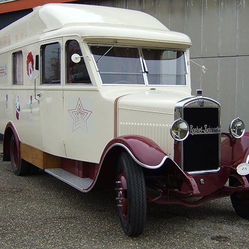 Berliet-Renault VI à Lyon (69)