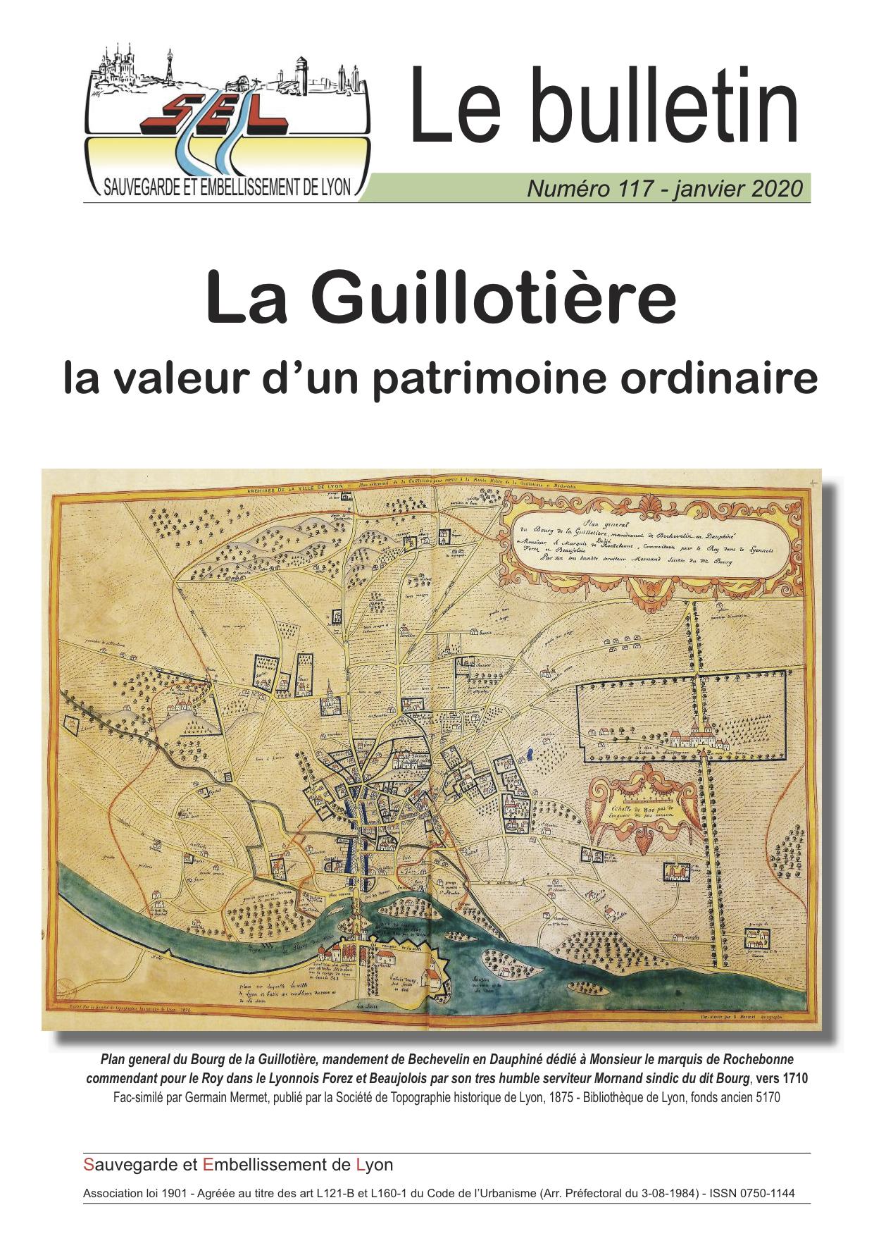 LA GUILLOTIÈRE, LA VALEUR D'UN PATRIMOINE ORDINAIRE