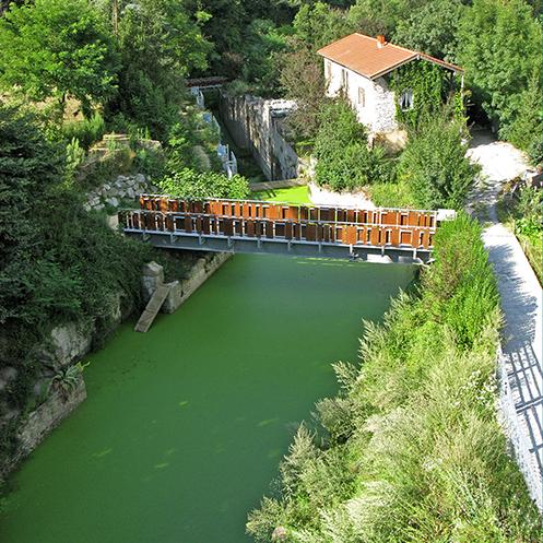 Le Canal de Givors - La Grand'Croix (42)