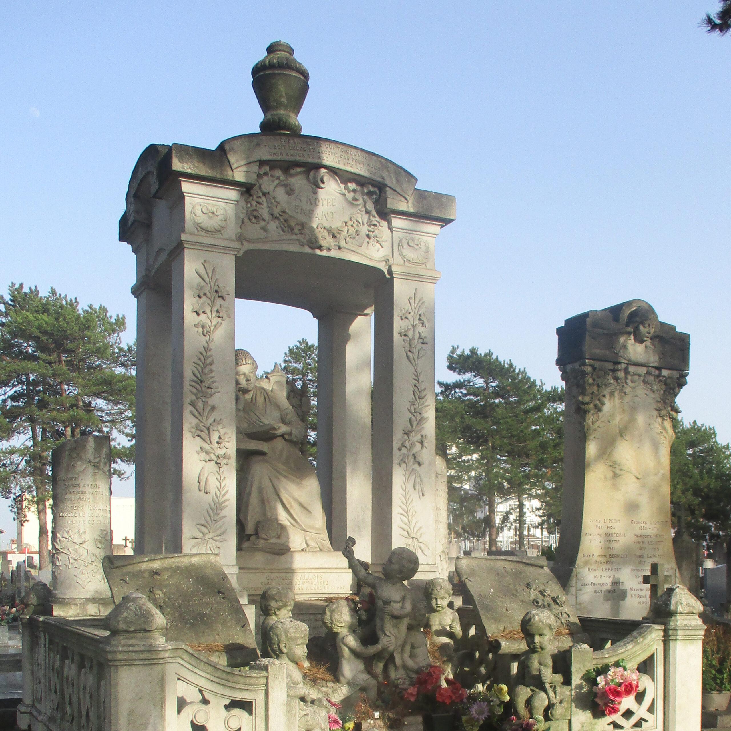 Cimetières de Villeurbanne (Métropole de Lyon)