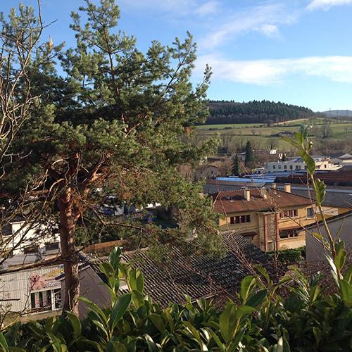 Les usines du val de Brévenne à L'Arbresle (69)