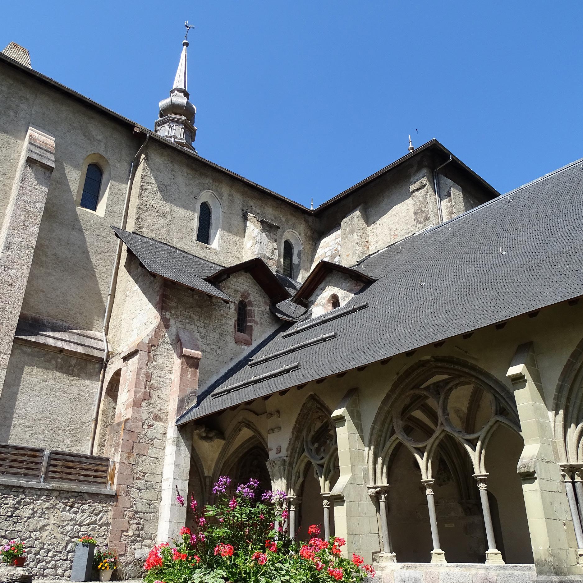 Abbaye d'Abondance (Haute-Savoie)