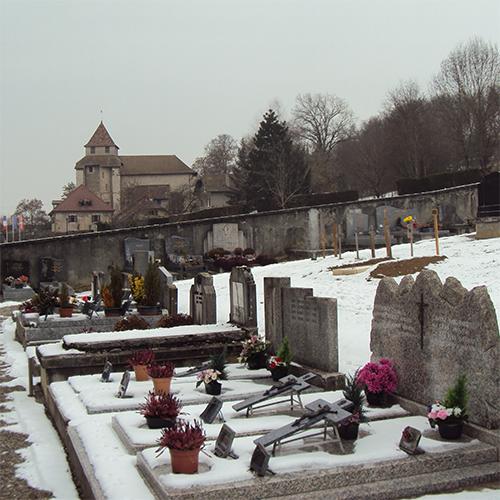 Contamine-sur-Arve