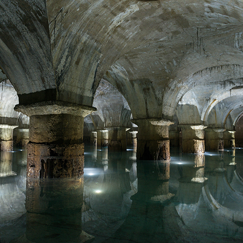 L'eau à Lyon et la Pompe de Cornouailles