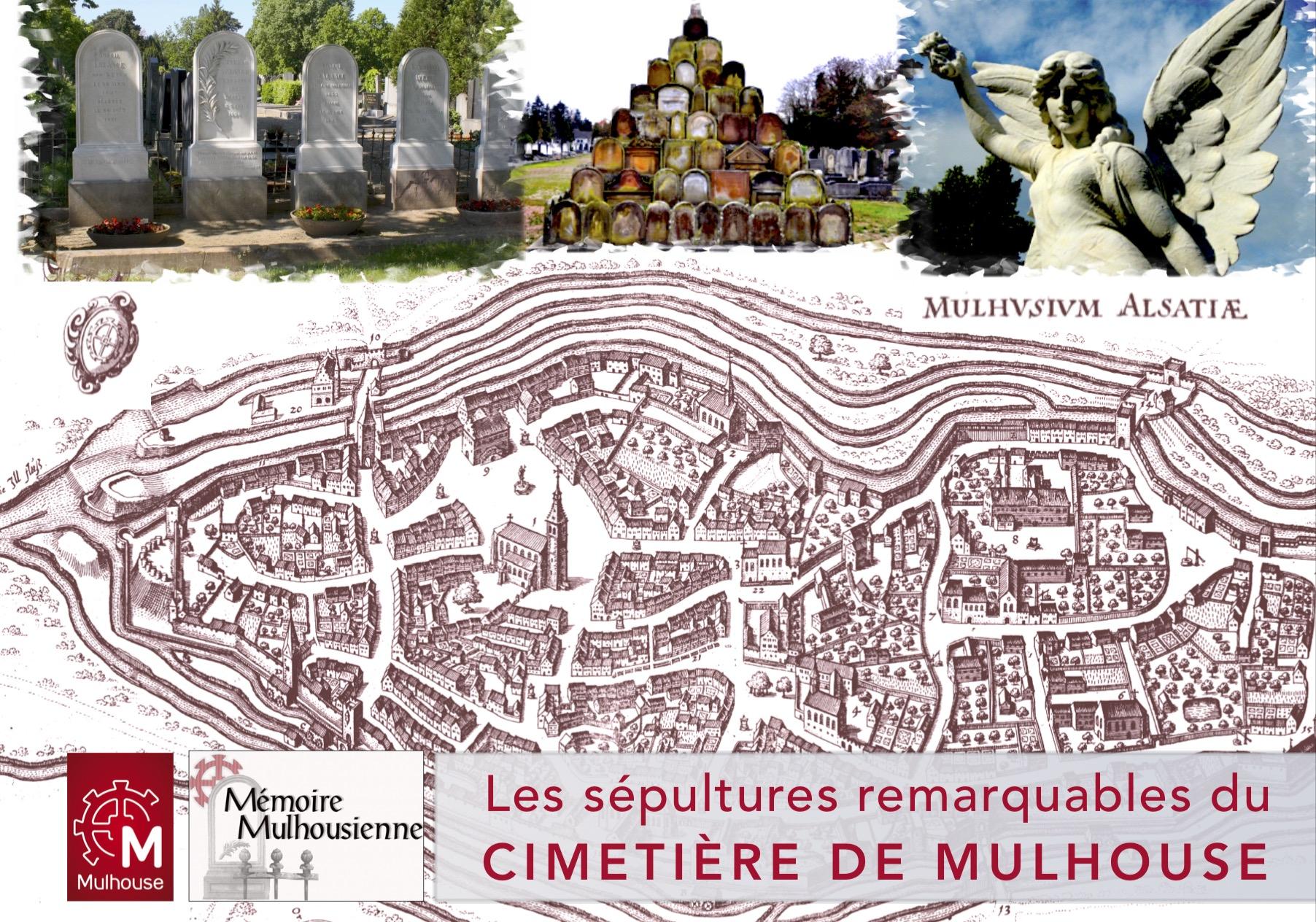 Les sépultures remarquables du cimetière de Mulhouse