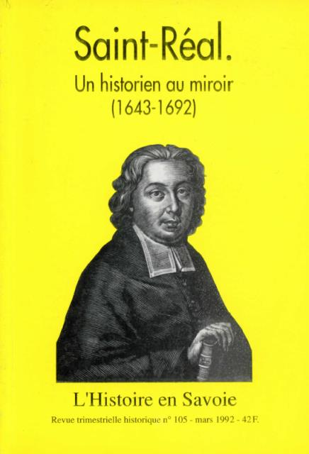 Saint-Réal, un historien au miroir