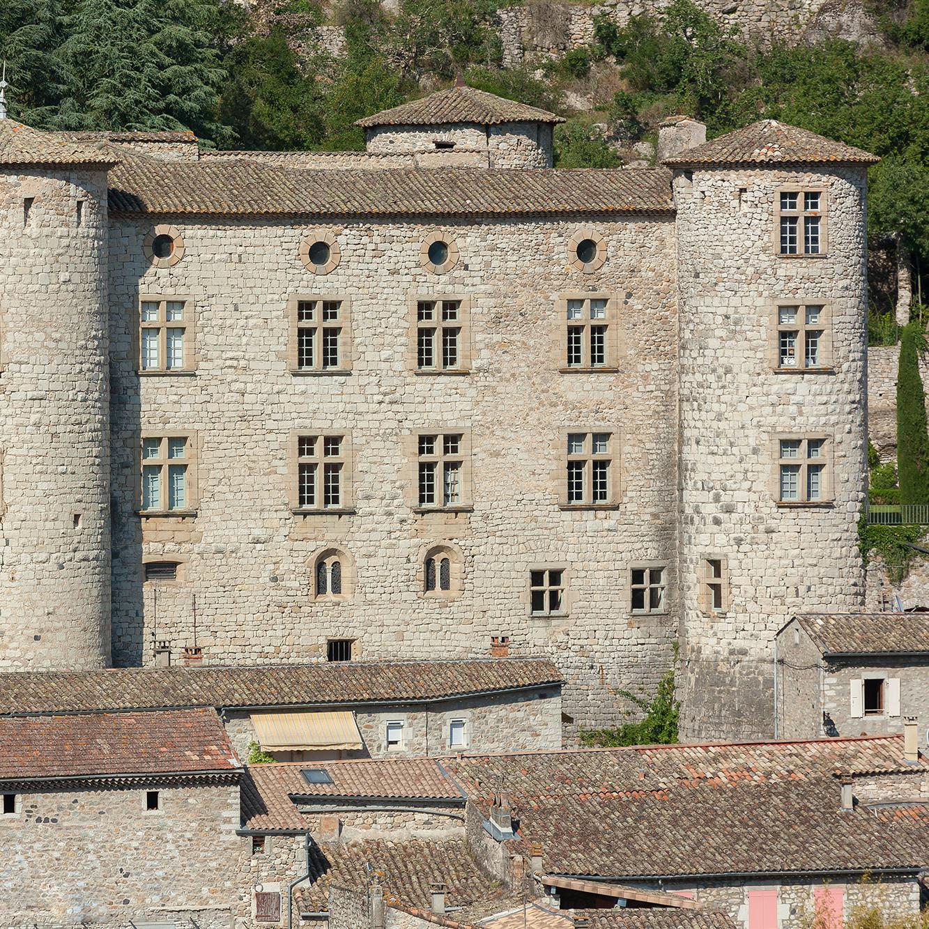 Château de Vogüé (Ardèche)